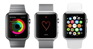 apple watch o masculino